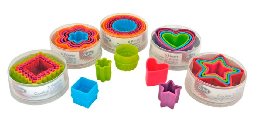 New Zealand Kitchen Products | Cookie Cutters & Stamps