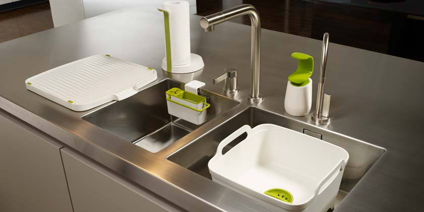 Dishracks, Mats & Sink Accessories | Heading Image | Product Category