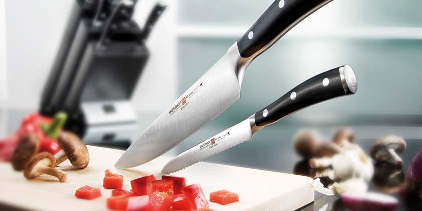 Knife Sets | Heading Image | Product Category