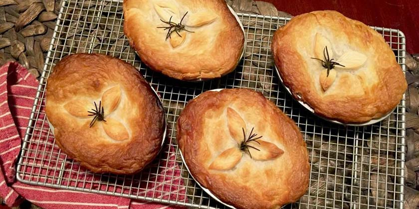 New Zealand Kitchen Products | Pies, Quiches & Tarts