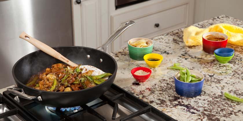 New Zealand Kitchen Products | Woks & Stir Fry Pans