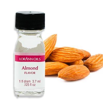 almond oil lorann flavor