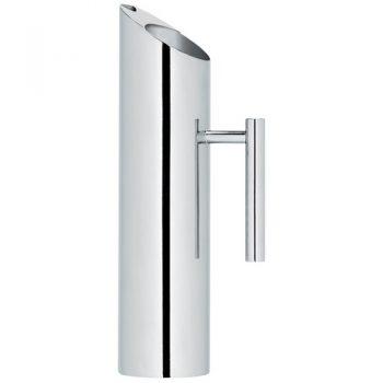 avanti stainless steel water jug tall and sleek