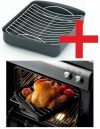 Scanpan Classic Large Roaster 44x32cm with Bonus Rack