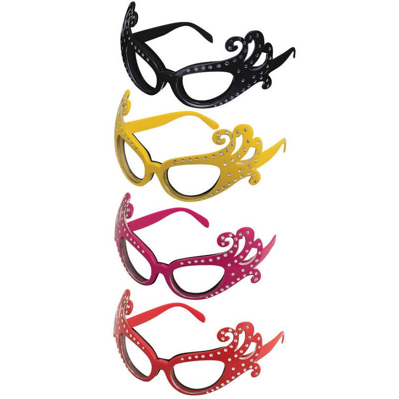 Avanti Dame Edna Onion Glasses sh/40602