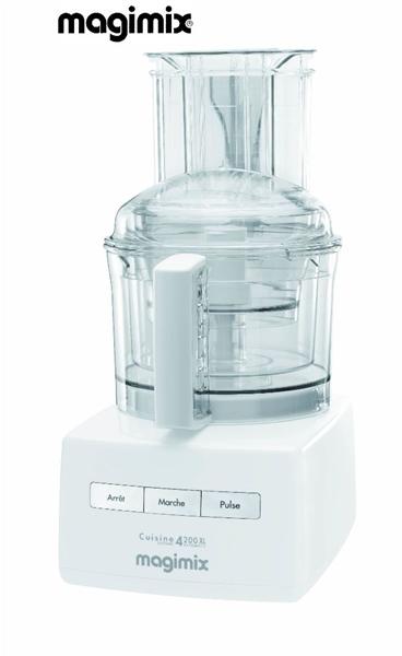 Magimix Food Processor Cuisine Systéme 4200 XL White