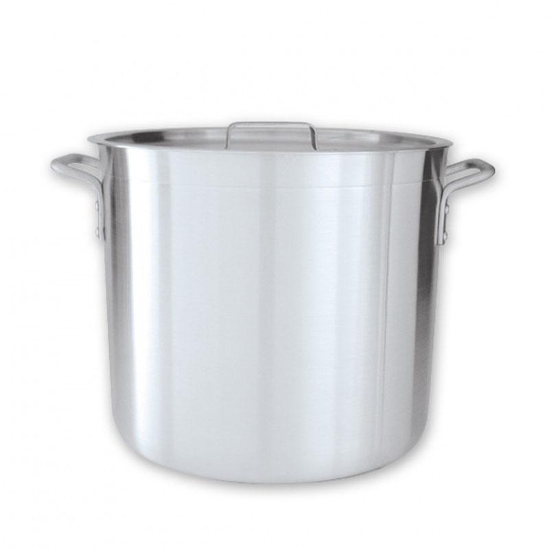 aluminium stock pot fourty litres