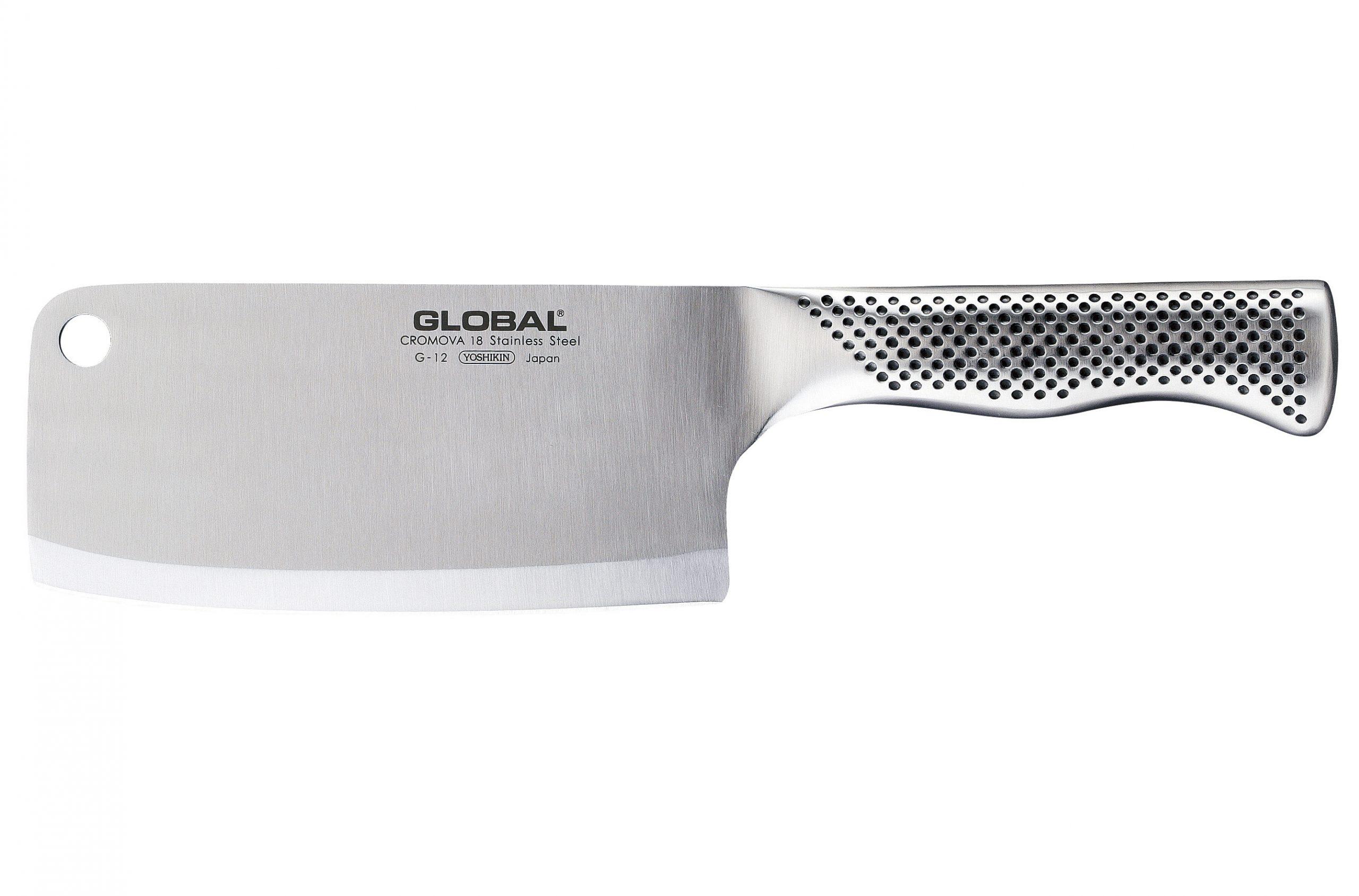 Global G-12 Meat Chopper 16cm