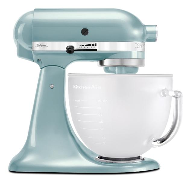 Kitchenaid Platinum Ksm156 Stand Mixer Azure Chef S