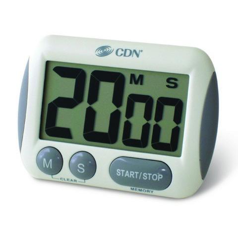 TM15 CDN® Digital Timer Extra Big Digit