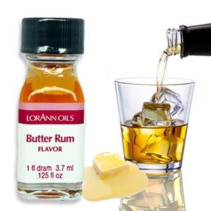 lorann oil butter rum flavor