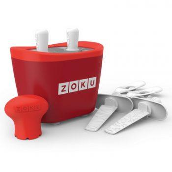 zoku duo pop maker red