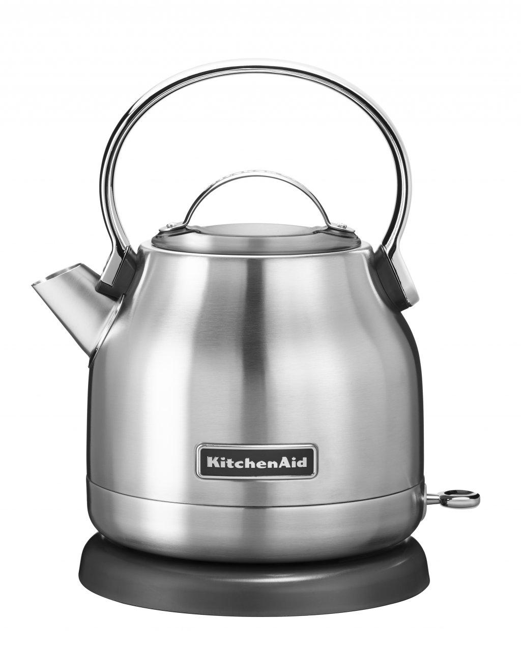 Kitchenaid Kek1222 Kettle 1 25l Stainless Steel Chef S