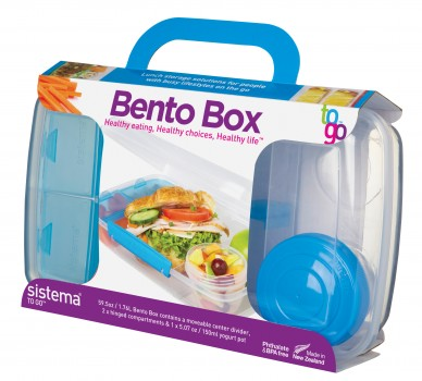 sistema bento box to go chefs complements. Black Bedroom Furniture Sets. Home Design Ideas