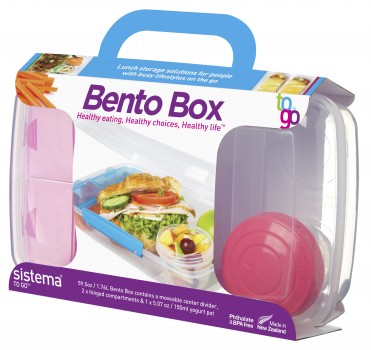 sistema bento box to go chef 39 s complements. Black Bedroom Furniture Sets. Home Design Ideas