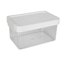 501002 clickclack 950ml container white