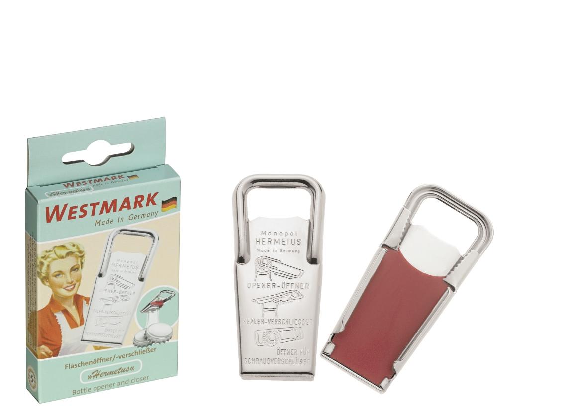 westmark hermetic bottle opener and resealer