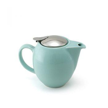 zero japan 350ml teapot aqua mist colour
