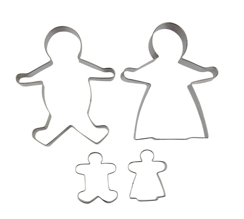 avanti cookie cutter set