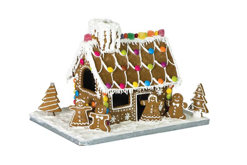 avanti gingerbread house making kit