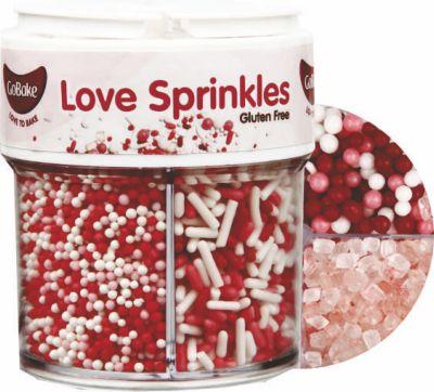 gobake love sprinkles