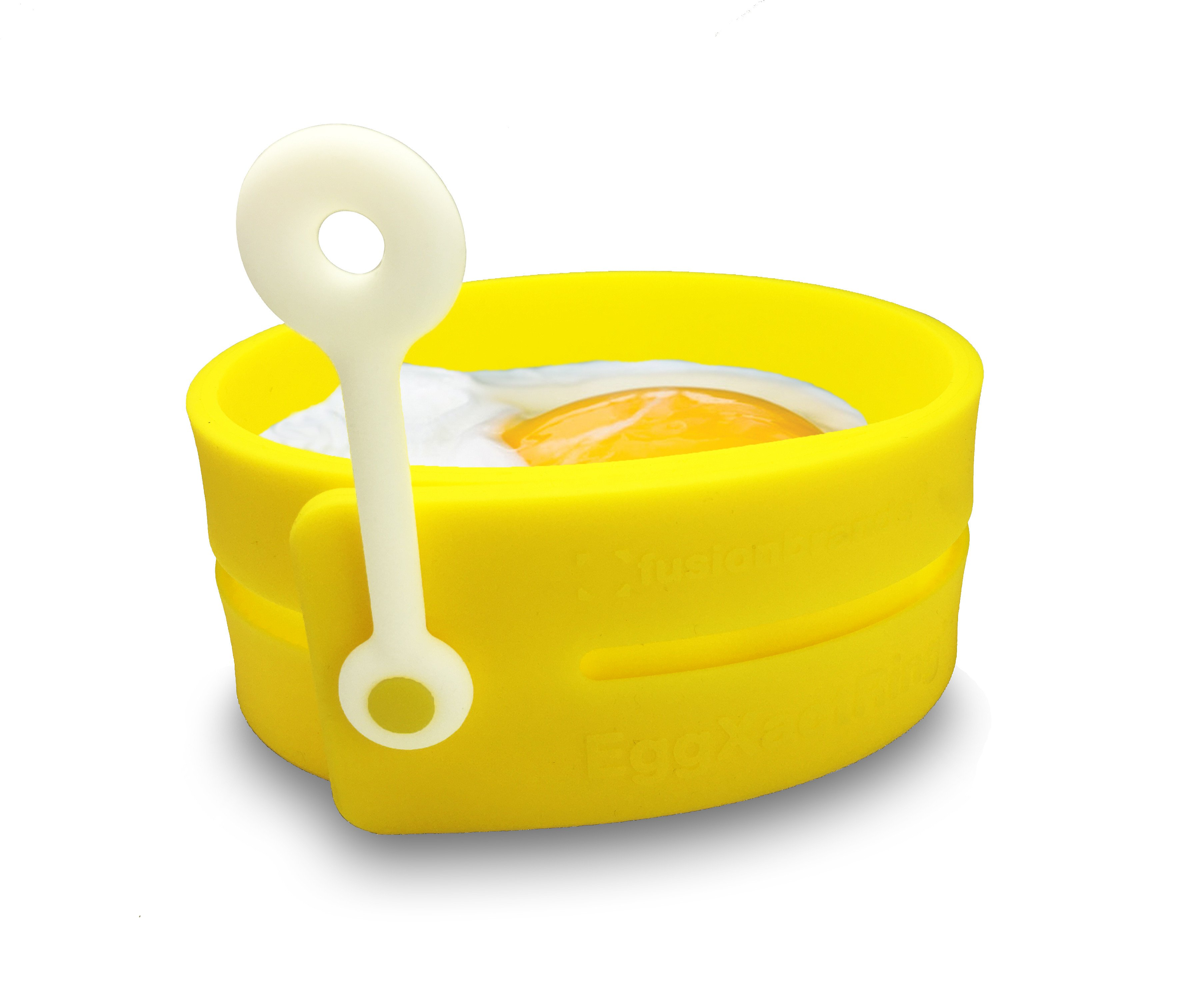 Fusionbrands EggXact Adjustable Silicone Food Ring sh/51142