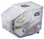 Lock & Lock Rice Case 12L with Cup