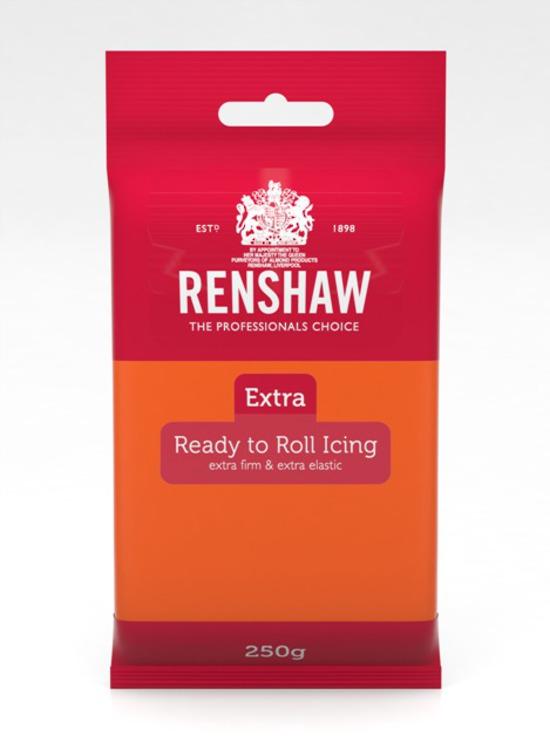 renshaw extra orange icing