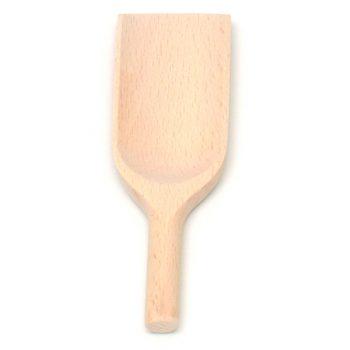 K0297140 14cm beech wood scoop