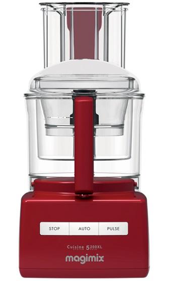 magimix red 5200xl