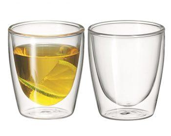avanti twin wall caffe glass 150ml