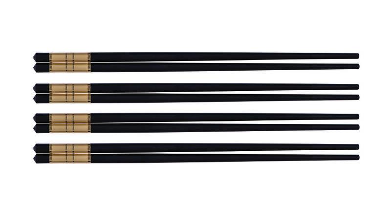Avanti Traditional Chopsticks 4 Pairs sh/16949