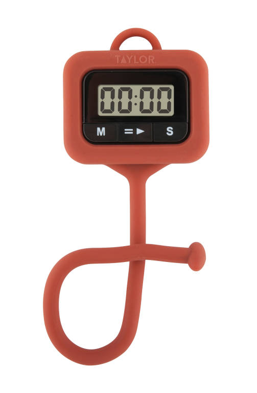 82052 - Digital 'Anywhere' Silicone Timer