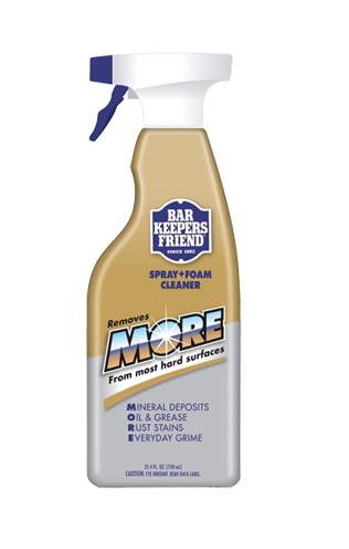 bar keeper friend more spray and foam 750ml bottle