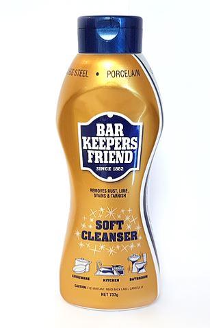bar keeper friend soft cleanser 737gm bottle