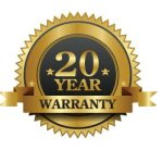 20 year guarantee logo bamix