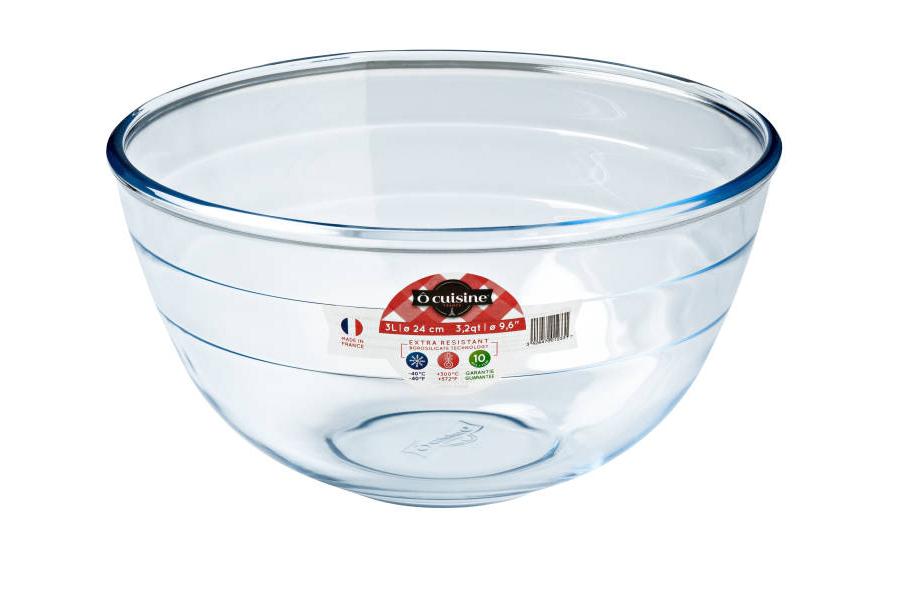 49033 - Mixing Bowl (24cm) 3L - Packaging LS