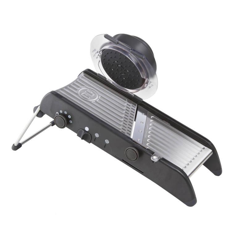 55615 - PL8 Professional Mandoline Black