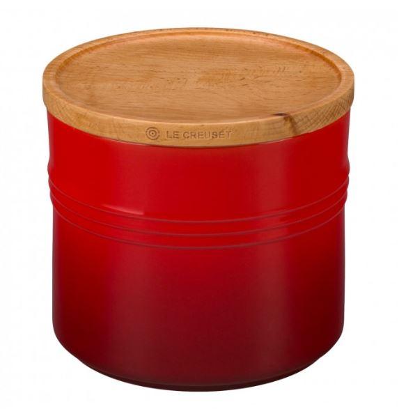 XL Storage Jar Cerise