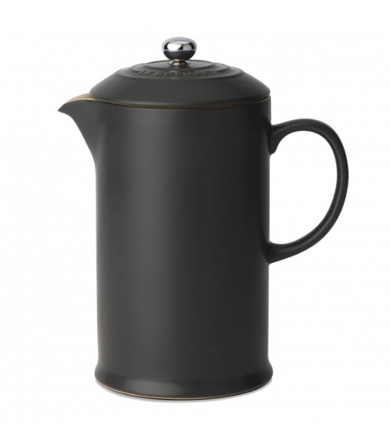 coffee press 750ml Satin Black