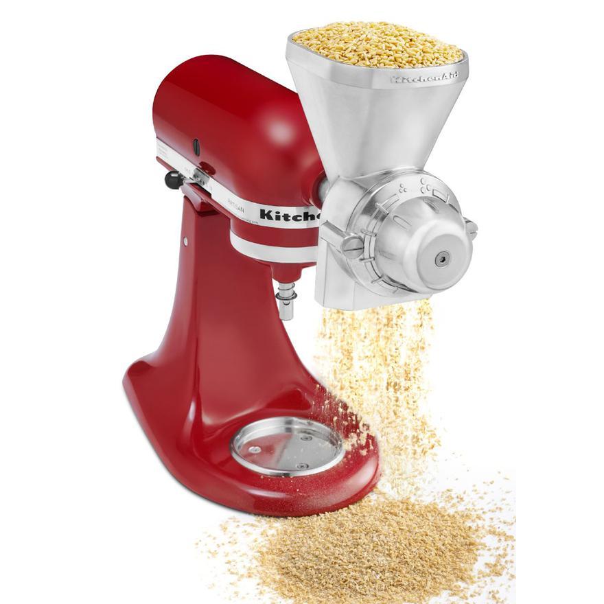 Kitchenaid Grain Mill Attachment Chef S Complements