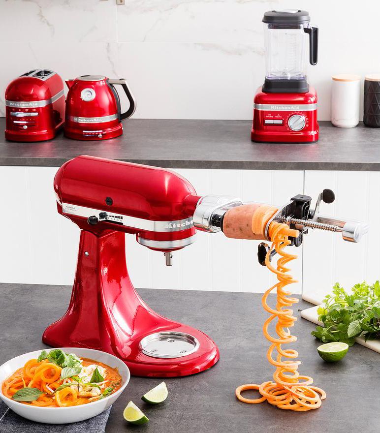 Kitchenaid Spiralizer Plus Attachment Chef S Complements
