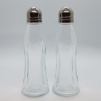 Pasabahce Set of 2 Salt and Pepper Shakers C/209399