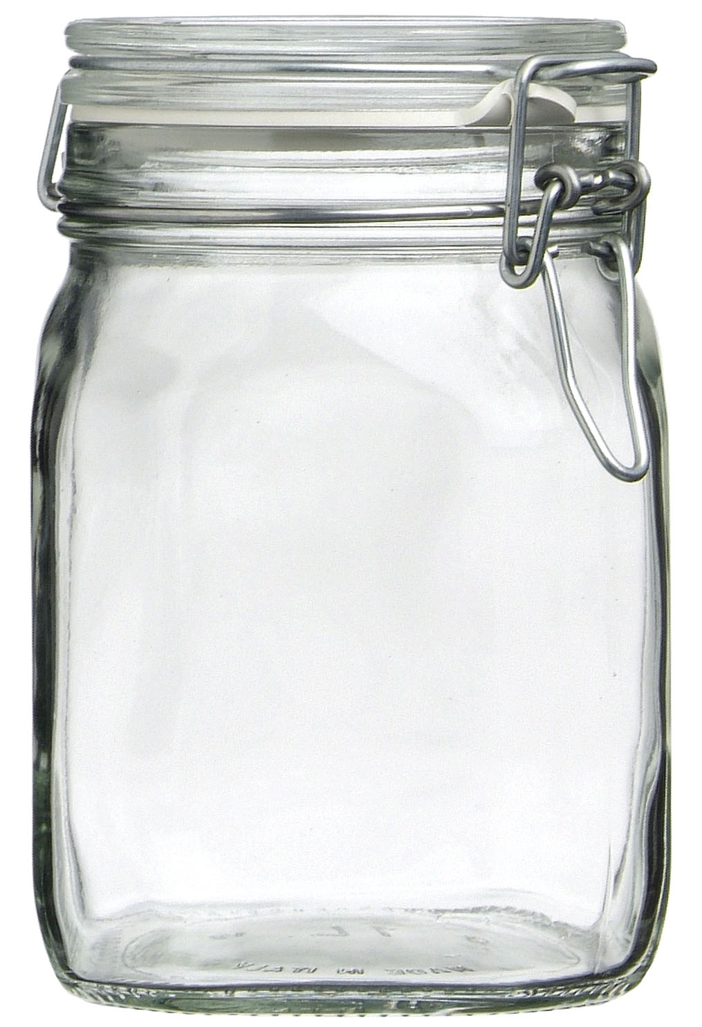 Fido Cliptop 1L Glass Jar C/209493