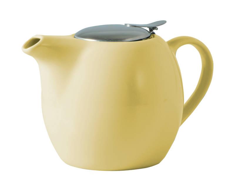 Avanti Camelia Ceramic Teapot Buttercup Yellow sh/15676