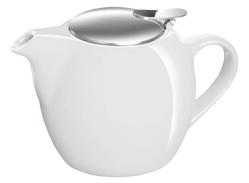 Avanti Camelia Ceramic Teapot Pure White sh/15766