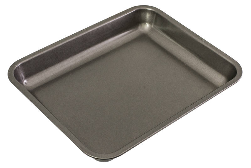 bakemaster sloped sided roasting pan