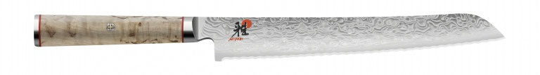 miyabi bread knife 23cm