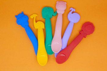 Feeding spoon all patterns
