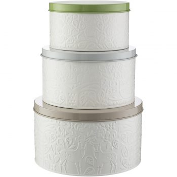 Mason Cash In The Forest Cake Tins Set of 3 527/MC2001-072